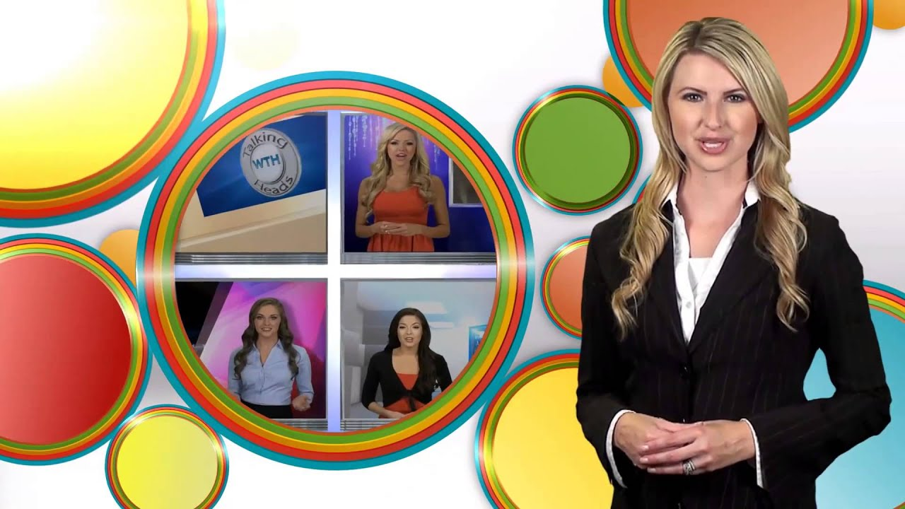 Custom Video Presentation Example - 'Vivid Memories'