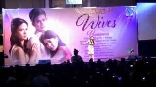 Morissette Amon - Anong Nangyari Sa Ating Dalawa (Two Wives Mall Show)