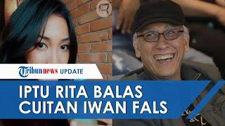 Dikenal seusai Berbalas Cuitan dengan Iwan Fals, Ini Sosok Iptu Rita Yuliana Polwan Berprestasi
