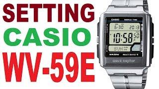 Casio edifice eqw-500dbe-1aver manual