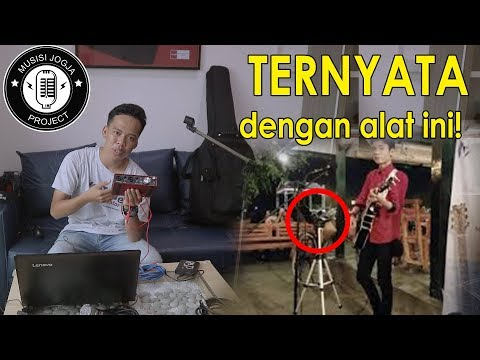 CARA MEMBUAT COVER SEPERTI MUSISI JOGJA PROJECT PART I | #tutorialhomerecording27