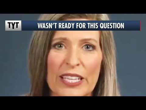 Joni Ernst Falls Apart When Asked About Beans