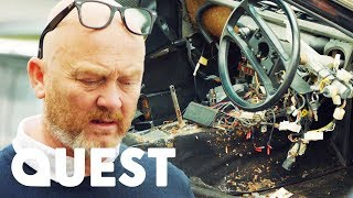 Gambar cover Mouse Infested Porsche 928 | Salvage Hunters: Classic Cars