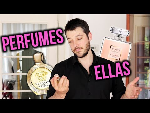 Top 5 perfumes más sexys para mujer