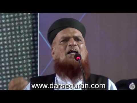 Mufti Taqi Usmani Sahib At Jamia tur Rasheed  Graduation Ceremony 2014-2015