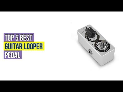 Top 5 Best Guitar Looper Pedal - To Buy Online