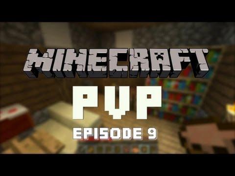Minecraft PVP - #9 - ДЕРЕВЯННЫЙ ТОПОР