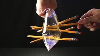 10 thủ thuật khoa học lý thú sử dụng chất lỏng