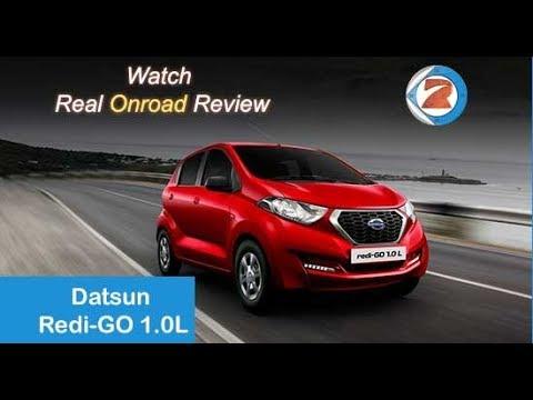 Datsun Redigo 1.0 Review