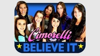 Cimorelli - Believe It (Acoustic) from MyMusic Presents