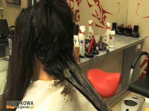 Maska na włosy suche włosy
