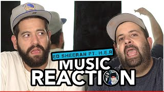 TELL US WHAT SHE SAID?! Music Reaction | Ed Sheeran - I Don't Want Your Money (feat. H.E.R.)