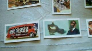 My Militaria Collection: home front A.R.P Cigarette Cards