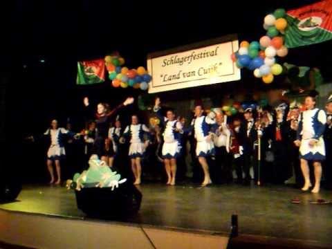 Schlagerfestival Land van Cuijk 2011 - Roetetoeter Dansgarde