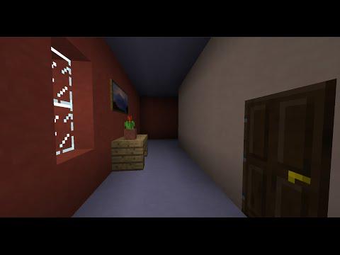 Five Nights At Freddy's 4 Mini Minecraft Map 1 12 2