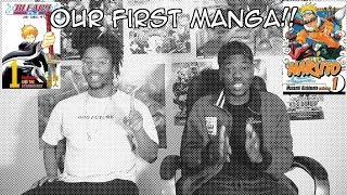 Showing you guys our first MANGA/ANIME! (DON