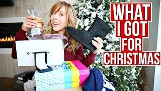 What I Got For Christmas Haul 2017 | Ashley Nichole