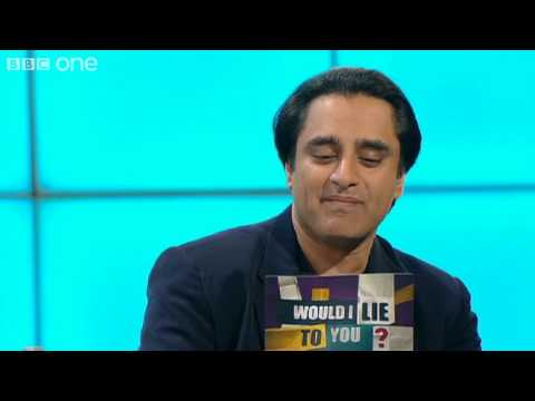 Sanjeev Bhaskar a incident s Michaelem Winnerem - Would I Lie to You?