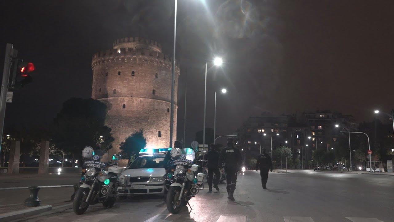 Έλεγχοι ΕΛΑΣ – Δημοτικής Αστυνομίας στη «γκρίζα» Θεσσαλονίκη