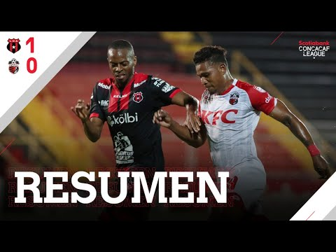Resumen Octavos de Final: Alajuelense vs San Franc...