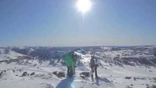 Perisher - Weekend sunshine after some fresh snow at Perisher