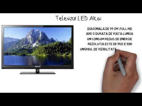 Televizor LED Akai