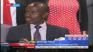Serikali yatoa fedha za mishahara na marupurupu-Constatine Wesonga-Katibu mkuu UASU: Mbiu ya KTN