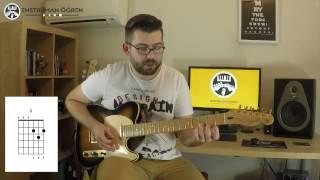 Gitar Dersi: 11-Temel Akorlar