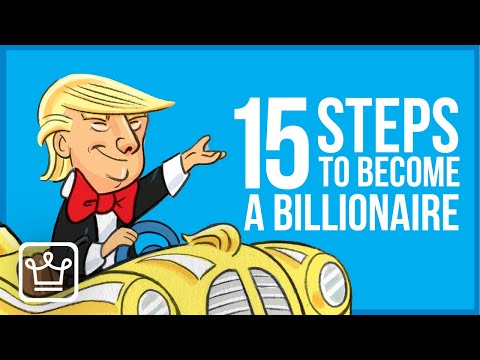 , title : '15 Steps to Become a Billionaire (From Scratch)
