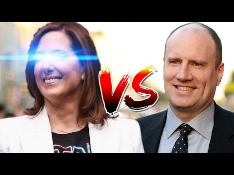 MARVEL VS LUCASFILM - LEADERSHIP MAKES THE DIFFERENCE