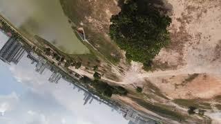 DJI FPV drone: Flight footage with HqProp Ethix P4