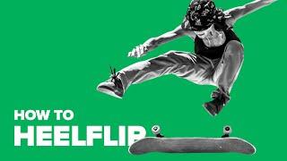 Смотреть онлайн Хау ту хилфлип, скейтбординг