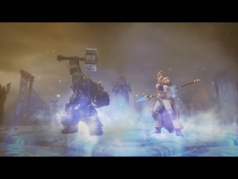 Heroes of the Storm Feature Trailer - BlizzCon 2014 thumbnail