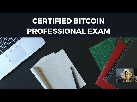 Pass the Certified Bitcoin Professional Exam [ Secret Tips and Tricks ...
