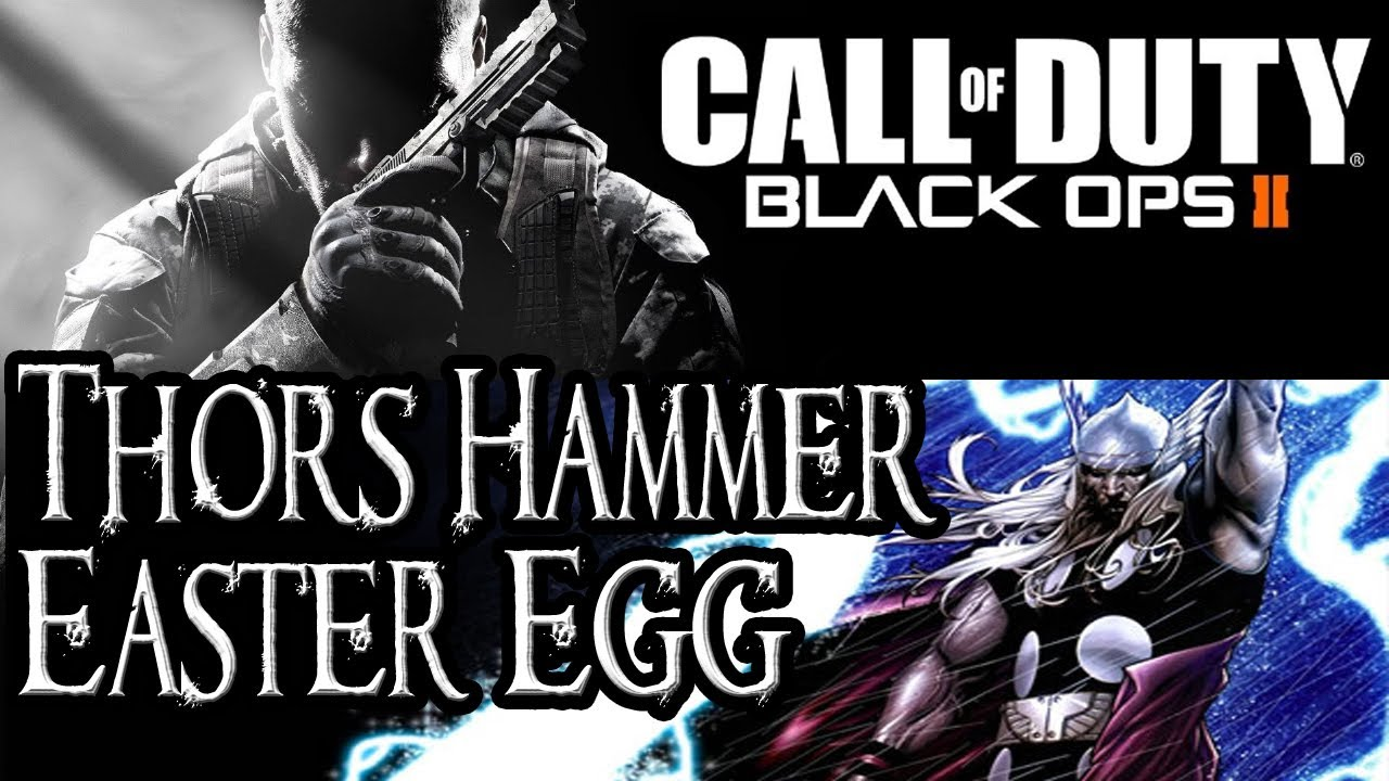 Call Of Duty: Black Ops II Has A Mighty Marvel Easter Egg