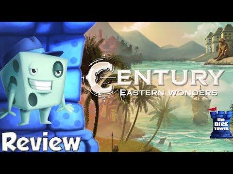 Century: Eastern Wonders Review - with Tom Vasel
