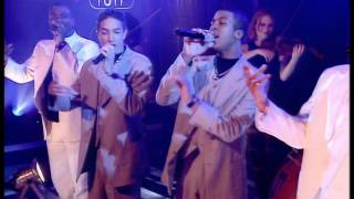 Damage - Wonderful Tonight | Live at the BBC on Top of the Pops | 90's R&B