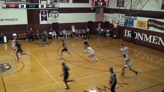 DBP vs PCTI Basketball Game 1/21/2020