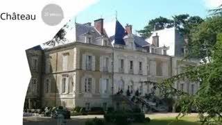A vendre - Château - TOURS (37000) - 25 pièces - 2 000m²