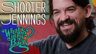 Shooter Jennings   What's In My Bag?