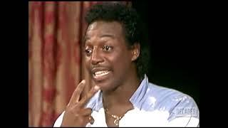 "Harold Nicholas, Hinton Battle--Rare 1986 TV Interview, ""Tap Dance Kid"""