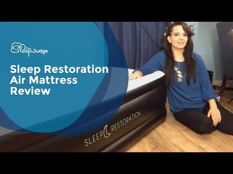 Sleep Restoration Air Mattress Review