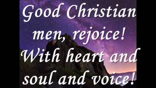 Good Christian Men Rejoice!.wmv