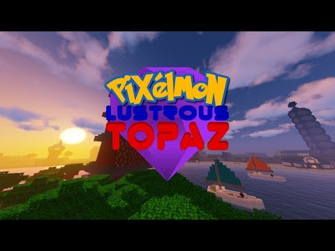 Pixelmon Lustrous Topaz Version - Pixelmon Adventure Map [v1 1 2