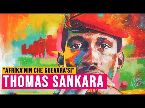 Devrimci Thomas SANKARA- Burkina Fasu'nun CHE'si size sesleniyor.