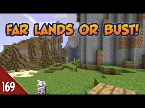 Minecraft Walkthrough - Far Lands or Bust - #168 - Lucid Dreaming