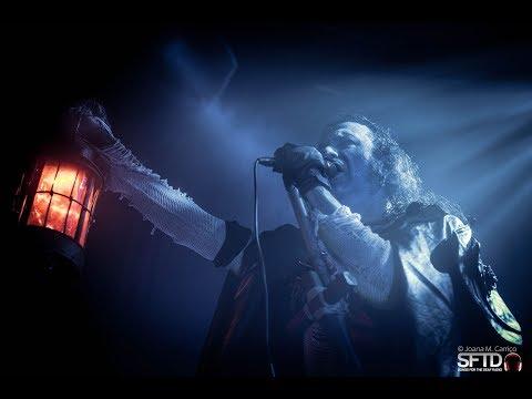 MOONSPELL -  Lanterna dos Afogados (cover de Paralamas do Sucesso) live @ Lisboa ao Vivo online metal music video by MOONSPELL