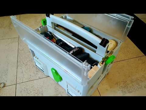 Сумка для инструмента или систейнер SYS-StorageBox