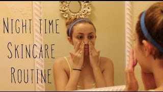 Get Unready With Me! My Night Time Routine (Skincare)