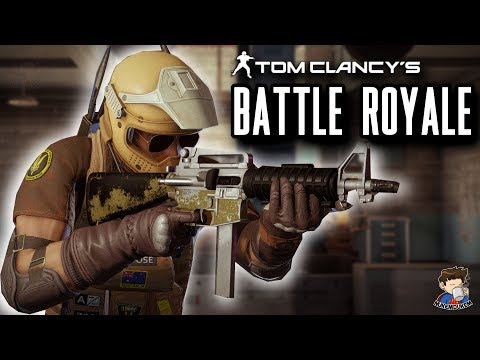 Tom Clancy's Battle Royale Year 1 Road Map Leak Rainbow Six Siege Division Ghost Recon Splinter Cell